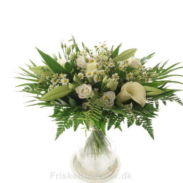 Liljer, roser og kalla