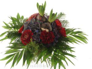 hyacint og hortensia