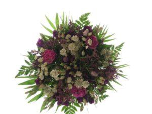 lilla lisianthus